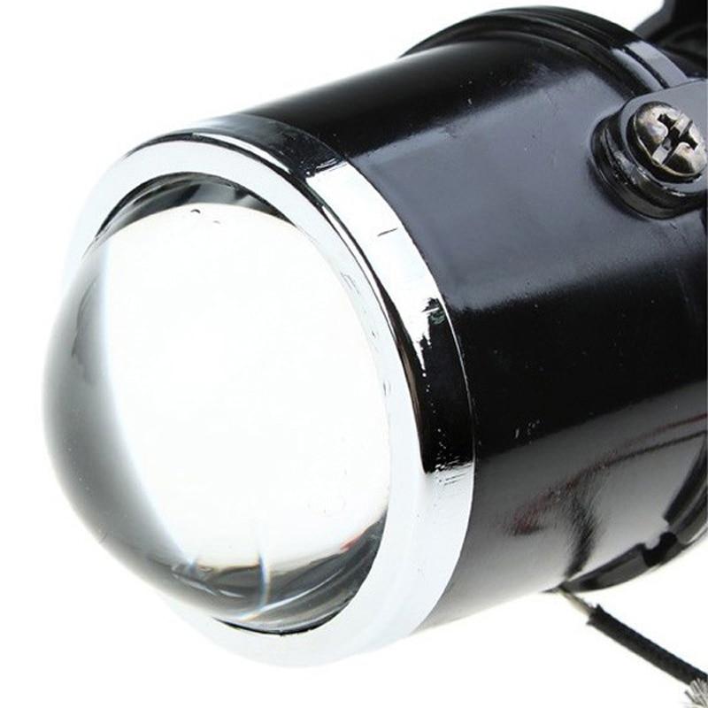 Safego 12V 55W H3 halogeenpirnid metallist läbipaistvad klaasist - Mootorrataste tarvikud ja osad - Foto 3