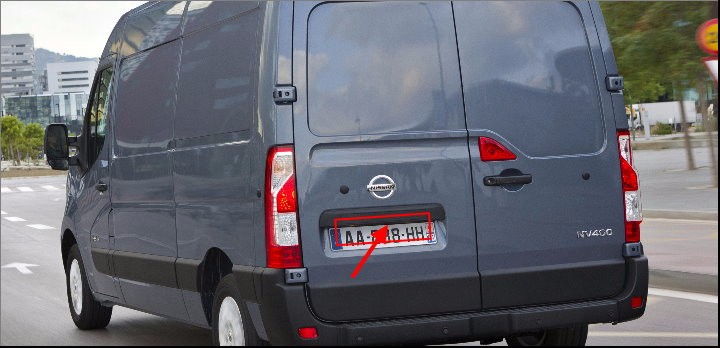 Nissan NV400 2011