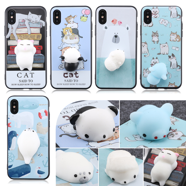 coque squishy iphone 6