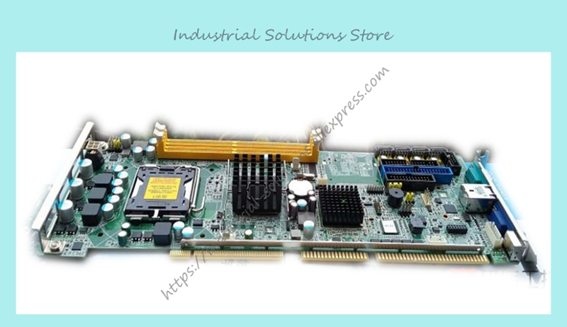 New PCA-6010VG industrial motherboards PCA-6010VG REV.A1 100% tested perfect quality pca 6003 pca 6003ve a2 industrial motherboard tested good board with fan cpu and ram