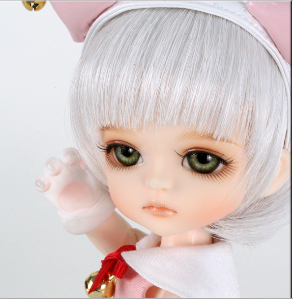 Free shipping Free shipping 1/8 bjd doll mile yellow-in Dolls from Toys & Hobbies    2