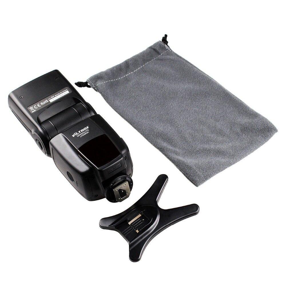 VILTROX JY-680A Universel Caméra LCD Flash Speedlite pour Canon 1300D 1200D 760D 750D 80D 5D IV 7D Nikon 7200D 5500D 5D 610D 750D - 6