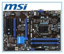 Original motherboard MSI Z77A-G41 DDR3 LGA 1155 boards USB2.0 USB3.0 SATAII SATAII 32G Z77 Desktop-Motherboard