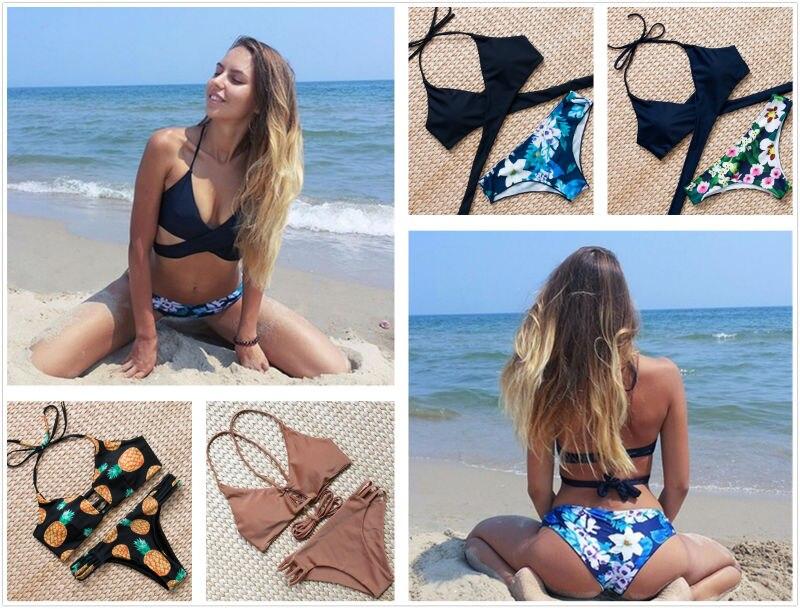 микро бикини фото с пляжа реальные
