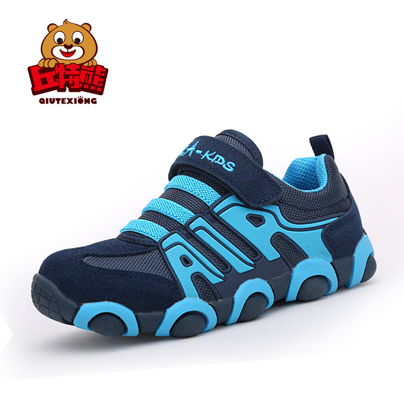 Kids Boys Genuine Leather Children Shoes Girls Sneakers Black Red Casual Shoes School Sport Shoes tenis infantil menino kids new kids genuine leather shoes 2018 children dress shoes boy formal shoes flat classic sneakers size 26 37 red yellow blue black