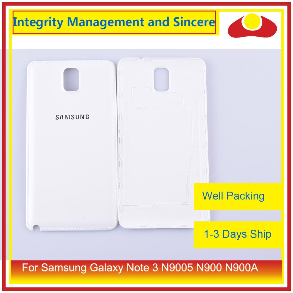 Original For Samsung Galaxy Note 3 N9005 N900 N900A N900T N900V N900S Housing Battery Door Rear Back Cover Case Chassis Shell-in Mobile Phone Housings & Frames from Cellphones & Telecommunications