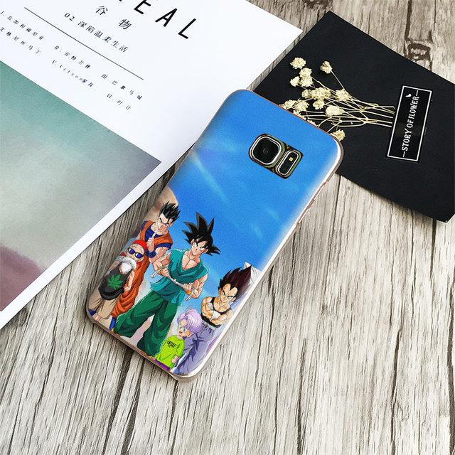 2018 Dragon Ball Samsung Cases (Set 1)