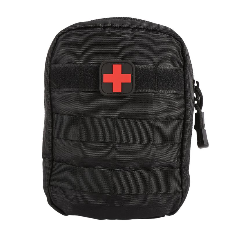 Universal First Aid Kit MOLLE Medical EMT Bags Outdoor Emergency Military Program IFAK Package Travel Hunting Utility Pouch