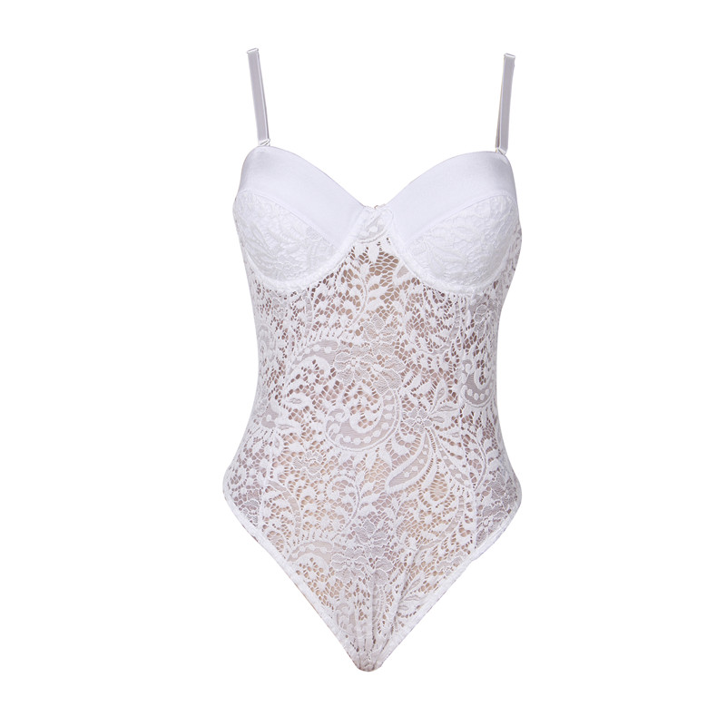 8fb4811cfb8 Comeonlover Sexy Lingerie Hot Push up Cup Lace Body Sexy Bodysuit ...
