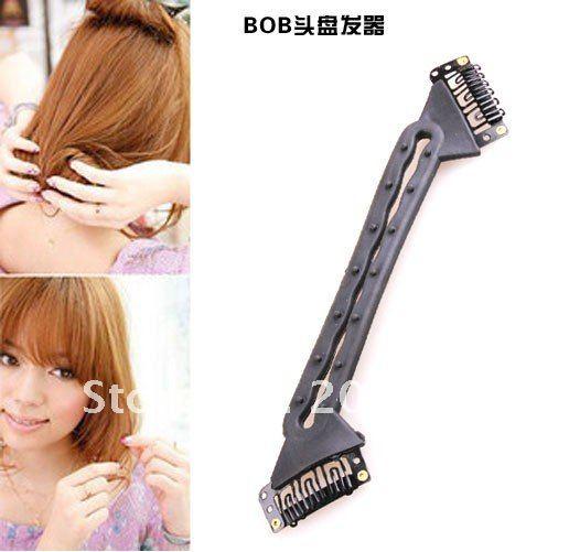 Magic Hair tools BOB Hair Roller Twist Style DIY BOB Maker Hair Tools 16cm whcn+