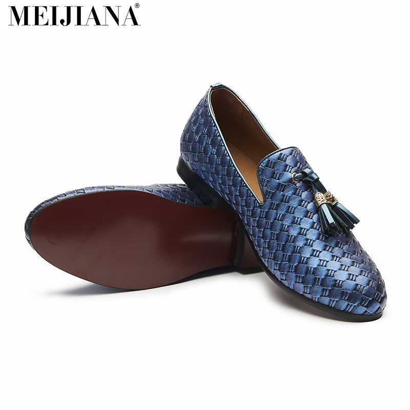 Bv Breathable Comfortable Loafers Luxury Flats Men Casual Shoes