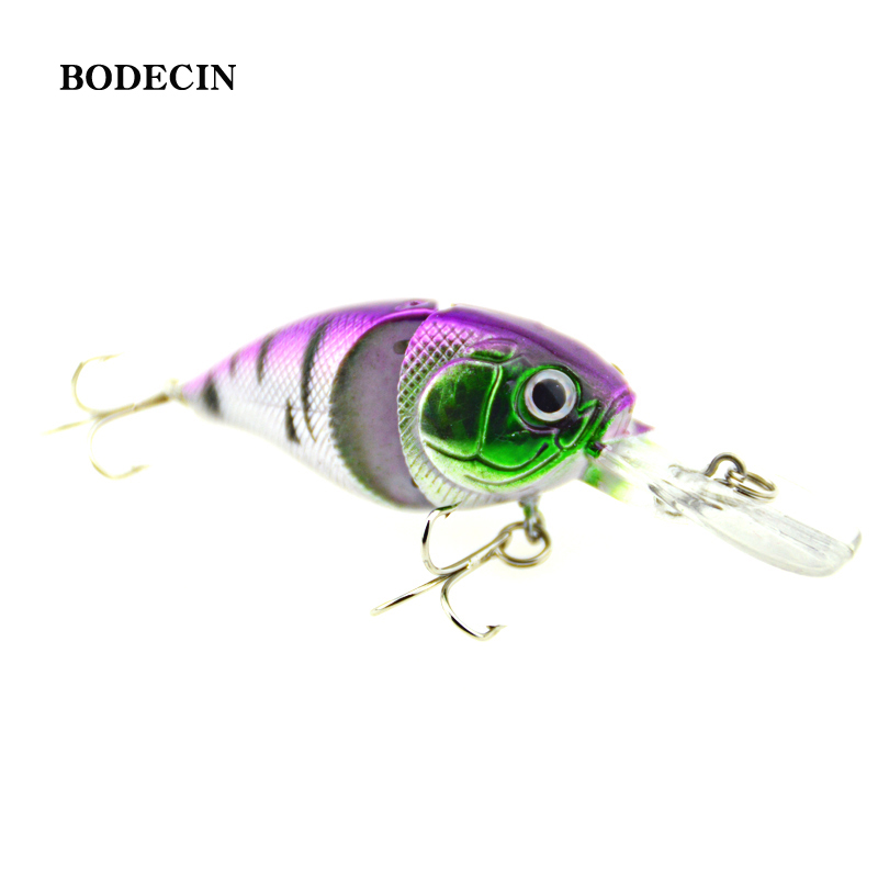 1PCS Hard Fishing Lures Wobbler Crank Lure Artificial Bait Peche Crankbaits Tackle Wobblers For Pike Crankbait Hooks 8.5CM Sea 1pcs lifelike 8 5g 9 5cm minow wobblers hard fishing tackle swim bait crank bait bass fishing lures 6 colors fishing tackle
