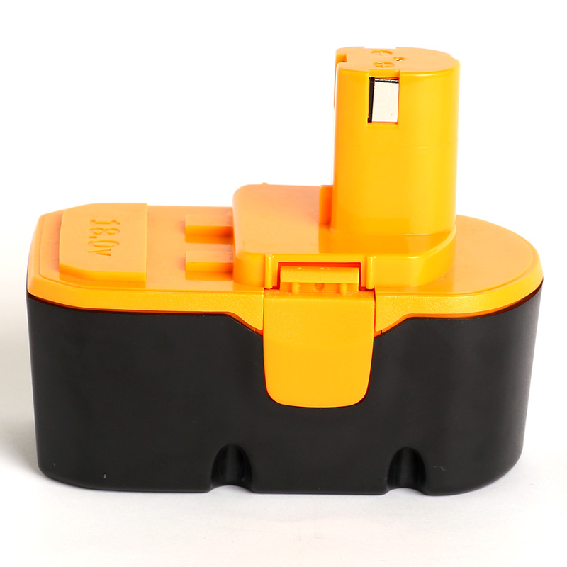 For Ryobi 18V 3000mAh power tool battery 1400672/1322401 /1323303/1322705/130224007/130256001 /B-8288 /BCHI-18 /BPT1027/RY-1804