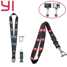 53cm Neck lanyard Strap Neck Sling Strap for XiaoMi yi 4K Lite Mijia for Gopro Hero 6/5/4/3 SJCAM SJ4000 SJ5000X SJ6 SJ7 Camera handheld gimbal adapter switch mount plate for gopro 6 5 4 3 3 yi 4k camera for dji osmo for feiyu zhiyun smooth q gimbal