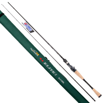 Trulinoya Elite II ELC-652L Full Fuji 1.95 m L tone Casting Rods Micro guide ring Competitive bass lure pole rod soft insects