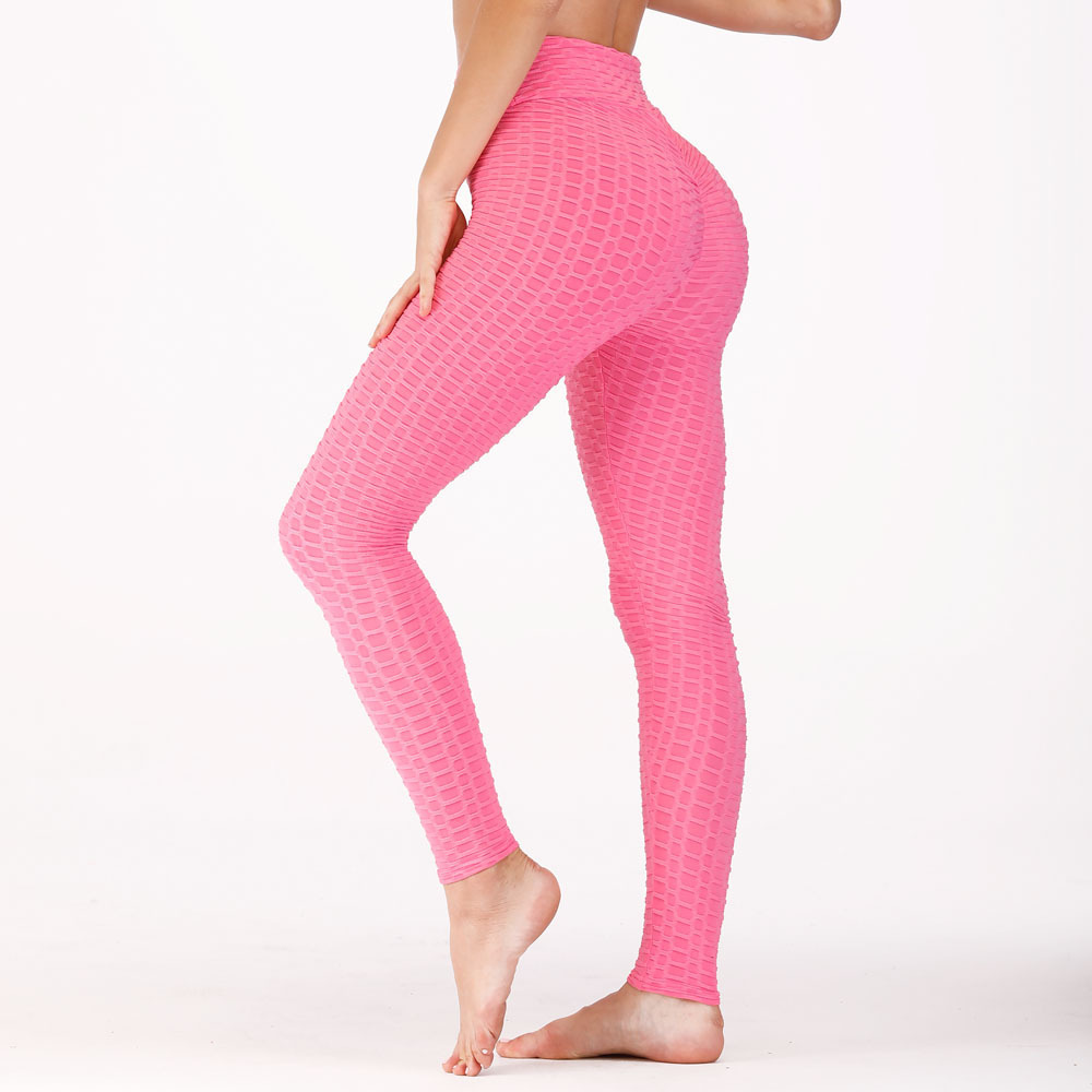 Solid color modis Ruching push up leggings for fitness clothing bodybuilding sexy legging sportswear athleisure women's Running