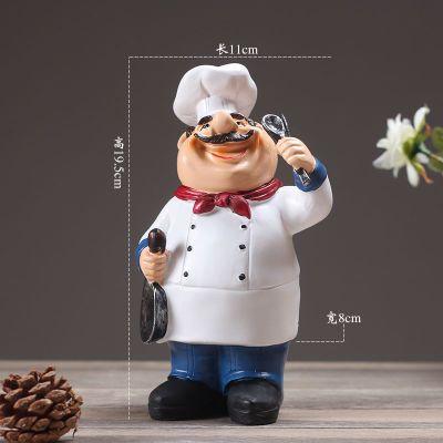 American Creative Bar Cafe Restaurant Cake Shop Home Tv Cabinet Kitchen Decoration Chef Crafts Decoration