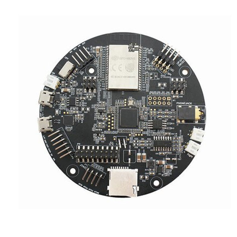 ESP32-LyraTD-MSC Voice Development Board AEC Case USE Microsemi DSP ESP-ADF ALSO CAN USE ESP32-LyraTD-MSC WITH ESP32-WROVER