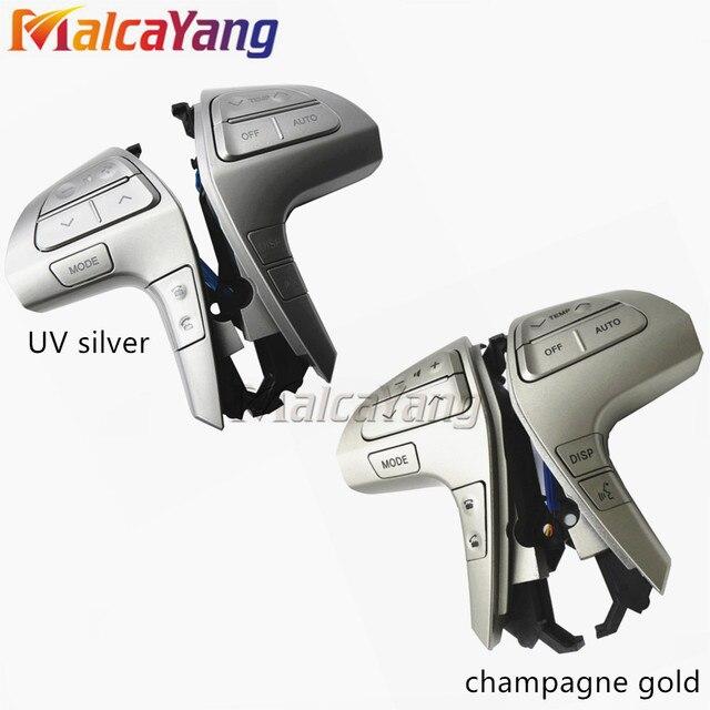 Top quality Steering Wheel Audio Control Button Switch For TOYOTA HILUX /VIGO /COROLLA /CAMRY /HIGHLANDER /INNOVA 84250-06180