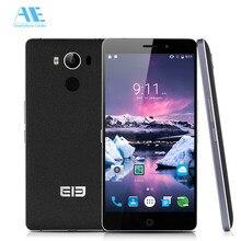 "Elephone P9000 אוקטה Core 5.5 ""הסלולר Android6.0 MTK6755 4 גרם RAM 32 גרם ROM 1920x1080 FHD Smartphone זיהוי אצבע טלפון נייד(China (Mainland))"