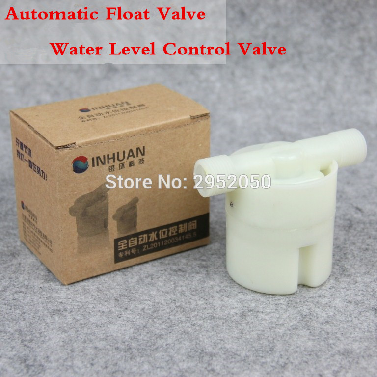 Free Shipping 1/2 Floating Ball Valve Automatic Float Valve Water Level Control Valve F/ Water Tank Water Tower 4a 8a level float switch pp water level control for water pump water tower tank normally closed