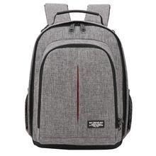 Водонепроницаемый рюкзак на плечо для фотокамеры мягкая накидка