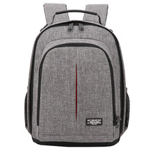 Photo Camera Waterproof Backpack Video Shoulders Soft Padded
