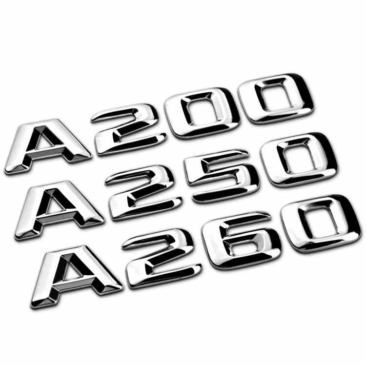 Compra mercedes benz trunk emblem online al por mayor de for Mercedes benz trunk emblem