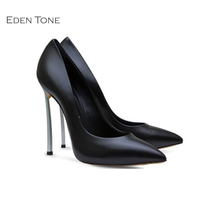 Eden Tone Classic Super High Heel Pointed Toe Women S Pumps
