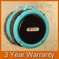 Portátil Resistente Al Agua IPX5 Altavoz Bluetooth Wireless Ducha A Prueba de agua con Ventosa Micrófono/Altavoz Manos Libres
