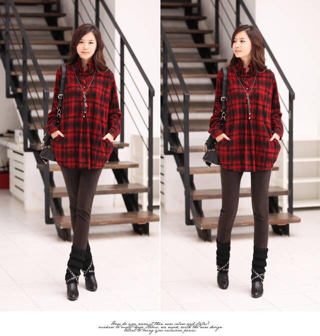Woman Plus Size Velvet Winter Patchwork Elastic Waist Thicken Pencil Pants Lady Warm Stretch Pencil Capris Boot Cut Casual Pants