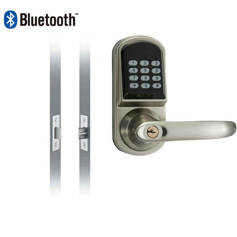 Mobile Phone Remote Control Smart Locks Electronic Door