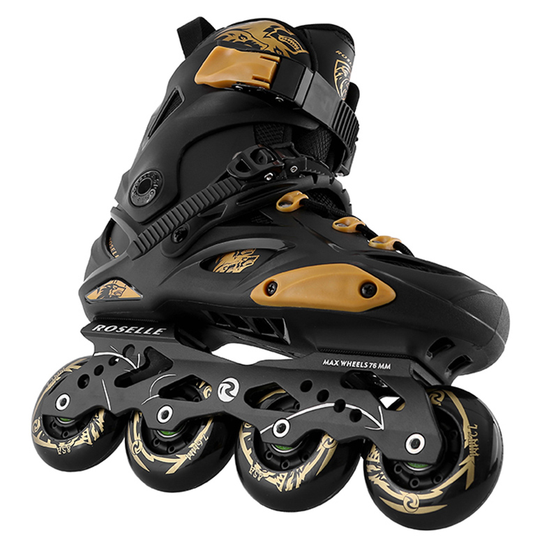 2019 New Arrival Men Womens Inline Skate Shoes Adults Professional Freestyle Skaing Boots Shoes Athletic Sneakers EU35--442019 New Arrival Men Womens Inline Skate Shoes Adults Professional Freestyle Skaing Boots Shoes Athletic Sneakers EU35--44
