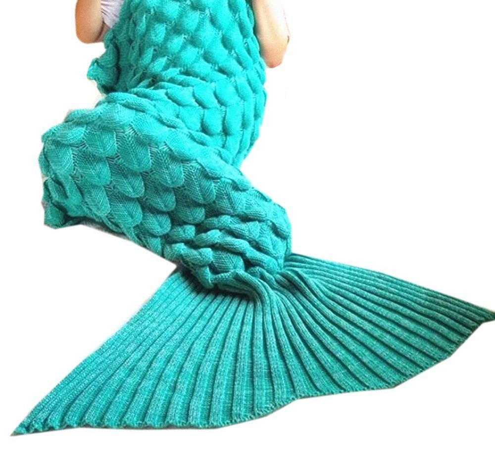 Peachy Us 26 49 Throws Knitted Mandala Blankie Tail Crochet Minecraft Bedding Blankets Bench Bed Wrap Carpets Super Soft Mermaid Tail Blanket In Blankets Gmtry Best Dining Table And Chair Ideas Images Gmtryco