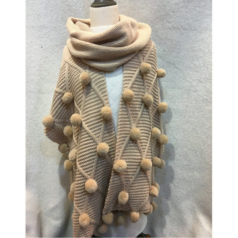 foulard - écharpe en tricot - à la main en tricot écharpe - crème en tricot 1eccec265dd