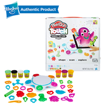 Hasbro Play-Doh Touch Digital Shape To Life Studio Play Doh Educational Toys Light Soft Modeling Clay DIY Toy