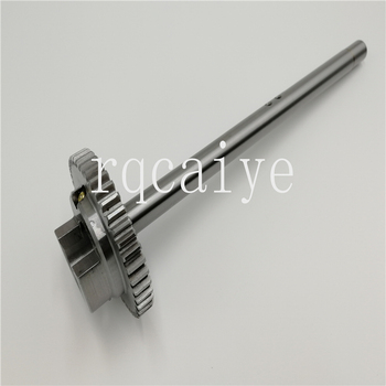 2 Pieces CD102 SM102 machine Water roller gear shaft S9.030.210F printing machines spare parts