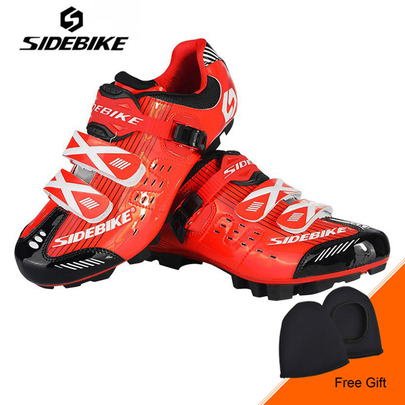 SIDEBIKE Men Women Mountain Bike Racing Cycling Shoes Breathable MTB Self-Locking bicycle shoes Zapatillas Zapato Ciclismo new sidebike breathable carbon athletic cycling shoes bike bicycle shoes racing mtb shoes zapatillas zapato ciclismo