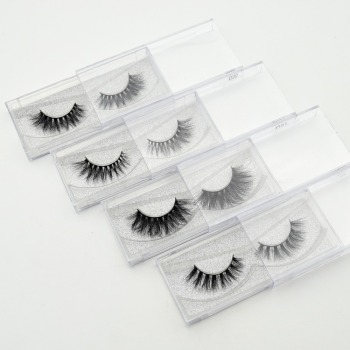 d18970c39d0 Lash Mink Eyelashes 3D Mink Hair Lashes Wholesale 100% Real Mink Fur  Handmade Crossing Lashes Thick Lash 11 Styles New 1Pair - Brandsfire.com