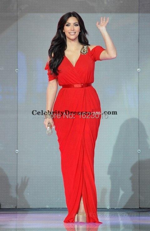 2014-Kim-Kardashian-Celebrity-Dresses-Mermaid-V-neck-Floor-Length-Red-Slit-Chiffon-Long-Red-Carpet (1).jpg