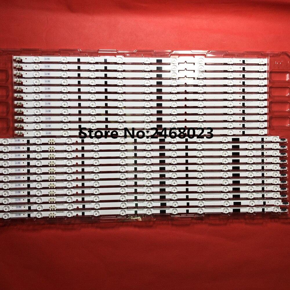 22piece/lot 2013SVS65F L11/R9 For Sam Sung UA65F6400EJ D2GE-650SCB-R3 D2GE-650SCA-R3 CY-HF650CSAV1V Led Backlight Bar