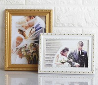 European Style Wedding Photo Frame Children Studio Photo Frame Home Decoration Picture Frame Certificate Box Frame