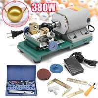 220 В 350 Вт электродрель Holing машина ювелирные изделия бурения инструмент Pearl Бурения гравировальный станок полный набор
