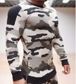 Body Engineers 2016 Men's Hoodies Pullovers High Quality Camouflage Casual Sweatershirt Fitness Clothing Men Sweatshirt Hooded