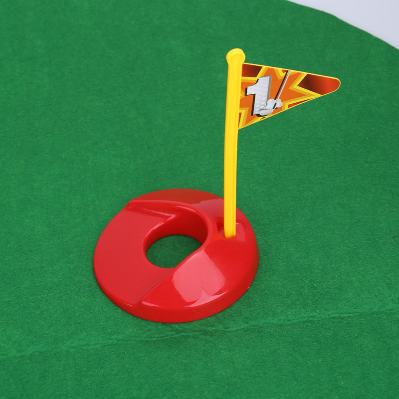 New Toilet Bathroom Mini Golf Potty Putter Game Mens Toy Novelty Gift Adults Golf Practice Models Toys Gift