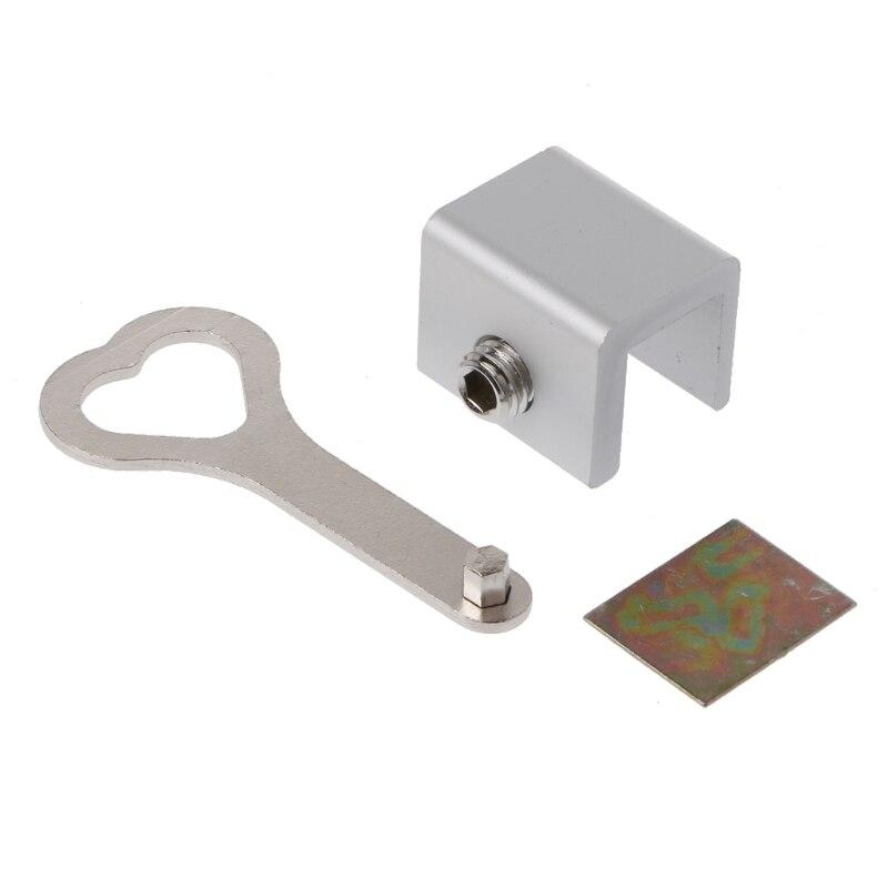 1 Set Move Window Child Safety Lock Sliding Windows Lock Security Sliding Sash Stopper New Design Hot
