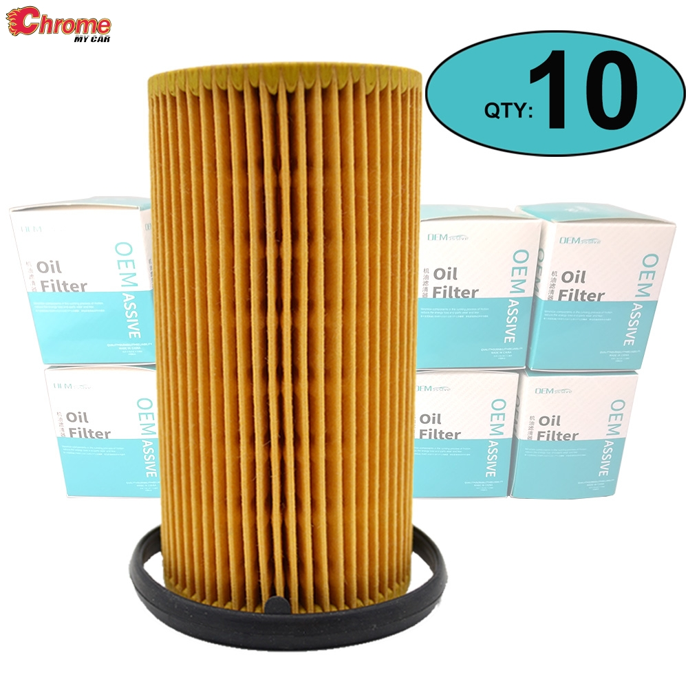 NEW 12-Pieces OEM Hengst Brand Oil Filter/'s for Audi /& Volkswagen 06D115562