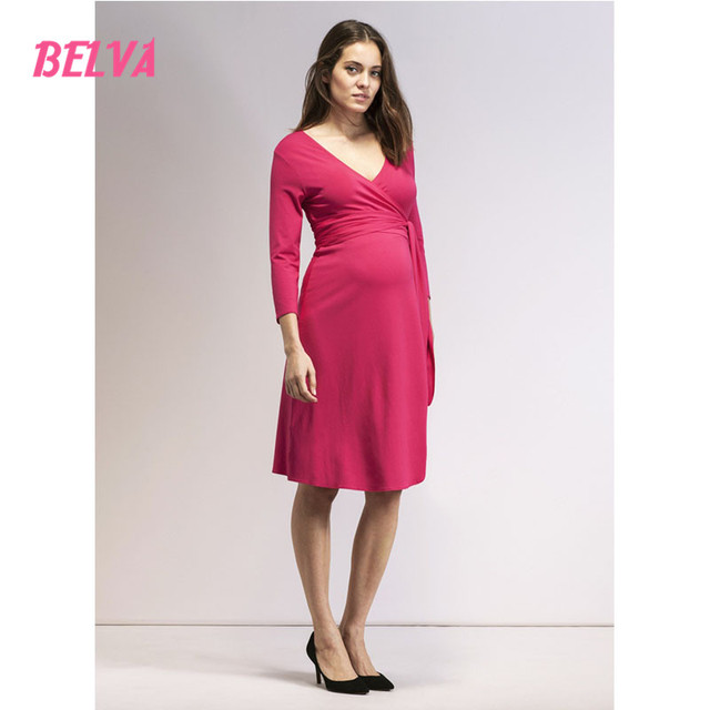 Good Belva Bamboo Fiber High Quality Maternity Dresses With Sashes Photography  Props For Photo Shoot Pregnancy Wedding