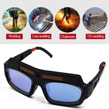 Solar Auto Darkening Welding Goggle Safety Protective Glasses Mask Helmet Eyes Goggles