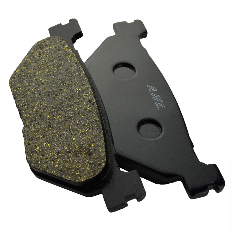 Motorcycle Rear Brake Pads Disc For YAMAHA TDM900 XVS950 FJR1300A FJR1300 XVS1300 XV1700 V-Max XV1900A XV1900 MIdnight Star motorcycle front and rear brake pads for yamaha street bikes tdm 900 tdm900 2002 2010 sintered brake disc pad
